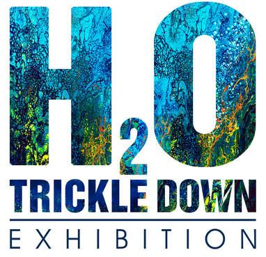 H2o Trickle Down Logo