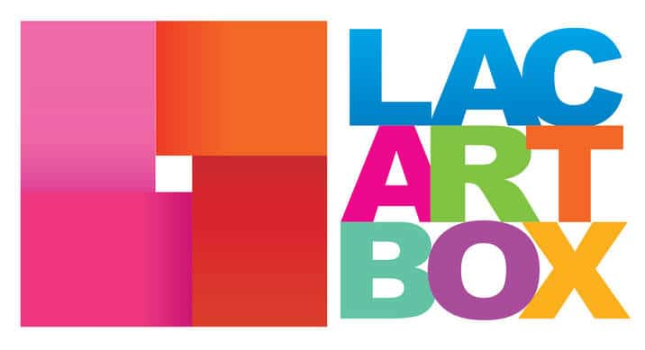 Lac Art Box Logo
