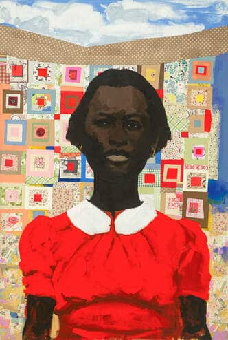 Ransome Ruby Mae Quilters Of Gee S Bend Hi Res