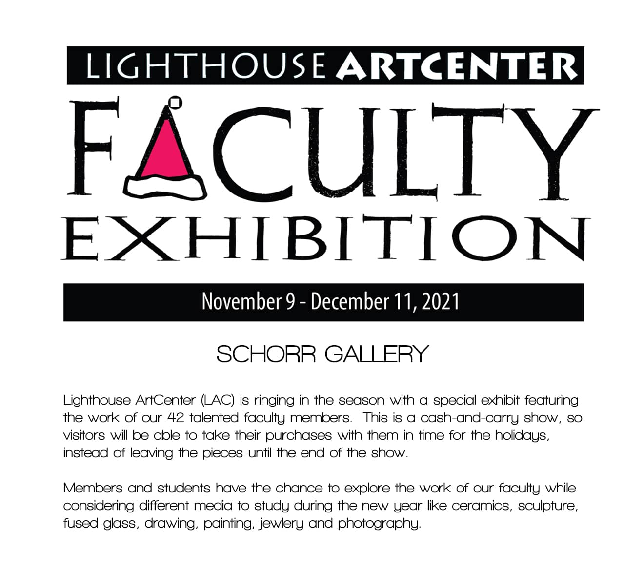 Faculty Show Web Page V2